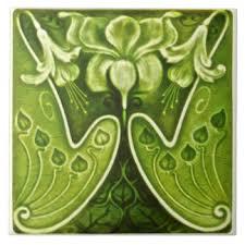 arts and crafts ceramic tiles zazzle co uk