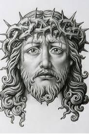 Jesus Tattoo Designs In