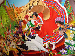 Denver International Airport Murals New World Order by Children Of The World Dream Of Peace U2013 Stock Editorial Photo