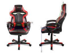 arozzi enhanced gaming chair black staples