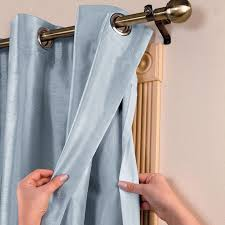 Room Darkening Curtain Liners by Insulated Curtain Liner