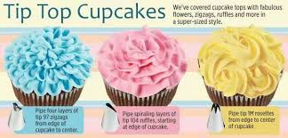 Wilton Tips On Decorating Cupcakes