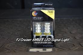 fj cruiser led lighting from auto parts