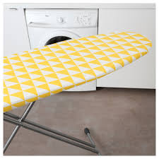 Ironing Board Cabinet With Storage by Lagt Ironing Board Cover Yellow Ikea