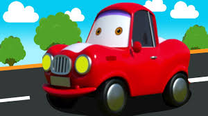 100 3d Tow Truck Games Baby Car 3D Cartoon Video For Toddlers Playlist For