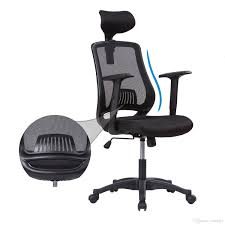 2019 High Back Mesh Office Chair Adjustable Armrests Headrest Breathable  Ergonomic Computer Chair Desk Task Executive Chair Back Lumbar Support From  ... High Back Black Fabric Executive Ergonomic Office Chair With Adjustable Arms Rh Logic 300 Medium Back Proline Ii Deluxe Air Grid Humanscale Freedom Task Furmax Desk Padded Armrestsexecutive Pu Leather Swivel Lumbar Support Oro Series Multitask With Upholstery For Staff Or Clerk Use 502cg Buy Chairoffice Midback Gray Mulfunction Pillow Top Cushioning And Flash Fniture Blx5hgg Mesh Biofit Elite Ee Height Blue Vinyl Without Esd Knob Workstream By Monoprice Headrest