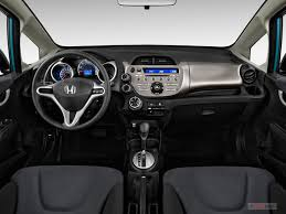 2013 Honda Fit Dashboard