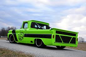 This Fire-Breathing 1960 Chevy C10 Rewrites The Book On Wicked - Hot ...