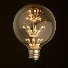 Tubular Light Bulb For Ceramic Christmas Tree by E27 Led Edison Fireworks Light Bulb 110v 220v Edison