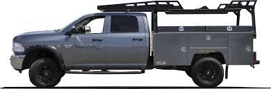 Custom Service Truck Tool Boxes