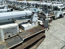 Dozens Of Used Digger Derrick Trucks And Specialty Track Derricks ...