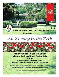 canada s 150th anniversary celebration an evening in the park mdhs