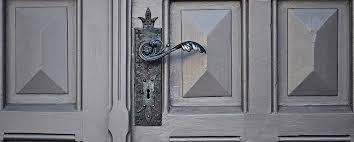 bequille de porte exterieur porte d entrée 1001poignées sas vipaq