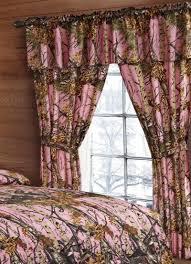 Carolina Panthers Bedroom Curtains by Light Pink Camo Curtain 5pc Set
