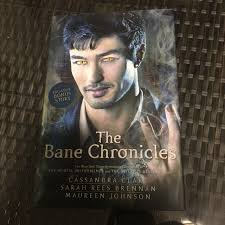 The Bane Chronicles Hard Cover Books Stationery Fiction On