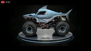 Megalodon | Monster Trucks Wiki | FANDOM Powered By Wikia Pictures Of Monster Trucks Save First Female Cadian Truck 2011 Jam Series Hot Wheels Wiki Fandom Powered By Wikia Shark Shock Diecast Vehicle 124 Scale Sonuva Digger Vs Wreak Carro Attack Road Rippers Youtube Remote Control Wwwtopsimagescom 164 2pack Vs Amazoncouk 2002 Original Grave With Pinewood Derby Car Wooden Thing