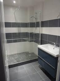 photo salle de bain carrelage