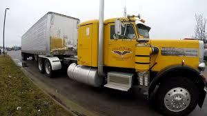 100 Nrt Trucking 1971 Peterbilt 359 Custom Truck Nice Road Truckers YouTube
