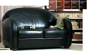 canape en cuir convertible canape cuir noir convertible instructusllc com