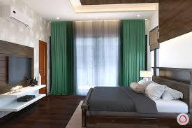 Hotel Style Bedroom Idea 3 Window Treatments