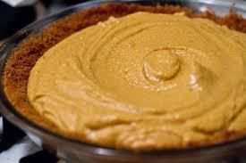 Gingersnap Pumpkin Pie Crust by Vegan Pumpkin Pie From Scratch Gingersnap Crust