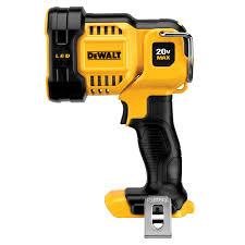 shop dewalt 20 volt max 1000 lumen led rechargeable power tool