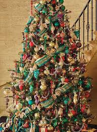 Frontgate Christmas Trees Uk by 11 Christmas Home Decorating Styles 70 Pics Decoholic