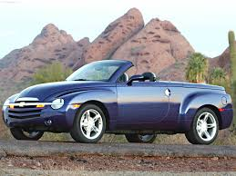 Chevrolet SSR (2003) - Pictures, Information & Specs