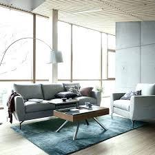 salon avec canapé gris deco avec du gris daccoration salon sol gris quelle deco avec canape