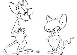 Brain Coloring Pages Pinky And The Free Anatomy Book Pdf Boosters Large Size