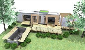 100 Modular Shipping Container Homes MODULAR Home Builder Sustain Arch Development Inc United States