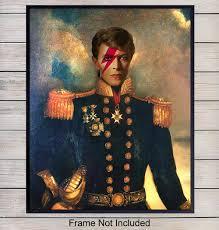 100 Pop Art Home Decor David Bowie Poster Vintage Retro Wall