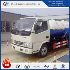 Dfac 3000litres Sewer Cleaning Vacuum Truck For Sale From Oem - Buy ...