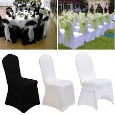 50~100X Wedding Chair Covers Spandex Universal Metal Plastic Folding ... 220 Gsm White Premium Polyester Folding Chair Covers Tablecloths Linentablecloth Stretch Cover Lake Party Rentals Banquet Cheap Red Spandex Wedding Event Inexpensive Eames Lifetime For Bobs Covers Valley Httpimages11com Fniture Cool Chairs Extraordinary Lace Organza 38cmw X 92cml Wedding