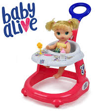 Amazoncom Hauck Baby Alive Doll Walker Toys Games