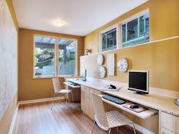 Basement Home Office Space Remodeling Ideas
