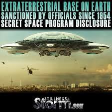 Extraterrestrial Base On Earth Sanctioned By Officials Since 1954