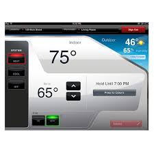 Honeywell RET97E5D1005 U Wi Fi Programmable Thermostat