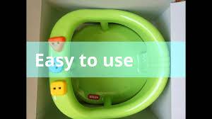 Infant Bath Seat Ring by Keter Bath Ring Bathtub Baby Bath Seat Youtube