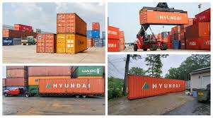 100 What Are Shipping Containers Made Of How Shipping Containers Are Loaded Inspected And Delivered