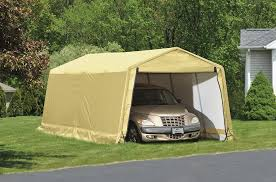 Canvas Storage Sheds Menards by Boat Cover Boat Garage Portable Boat Storage Portable Garage