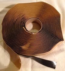 Bed It Butyl Tape by Amazon Com Colorimetrics Black Putty Tape Butyl Tape 1 8