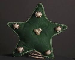 Christmas Tree Toppers by Felt Star Christmas Tree Topper Hgtv