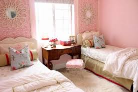 Remarkable Twin Beds For Girls 15 Twin Girl Bedroom Ideas To