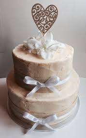 Wedding Cake Cakes Rustic Toppers Lovely Platters To