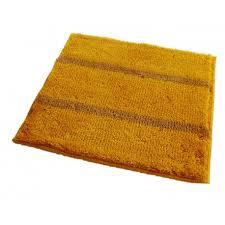 badematte badteppich badvorleger irsina gelb