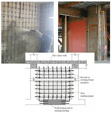 100 Concret Walls How To Strengthen Existing E