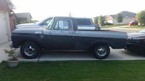 Best 63 F100 Unibody Shortbed For Sale In Round Rock, Texas For 2018