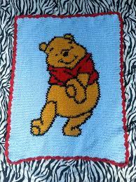 Winnie The Pooh Nursery Decor Ireland by Winnie The Pooh U0026 Friends Afghan Crochet Kids Afghans Blankets