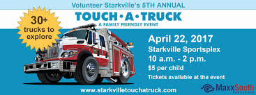 Bring The Kids Out To 'Touch-A-Truck' This Saturday In Starkville ...
